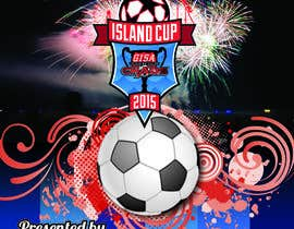 brissiaboyd tarafından Design a Front Cover Page for Soccer Tournament Program için no 2