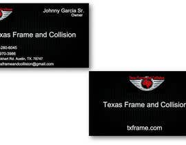 #10 for Design some Business Cards for Jake 1 Tx F af mariaanastasiou