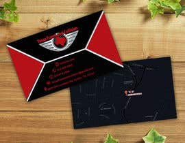#18 untuk Design some Business Cards for Jake 1 Tx F oleh andreealorena89