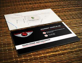 #15 untuk Design some Business Cards for Jake 1 Tx F oleh ghani1