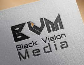 #21 para Design a Logo for Black Vision Media por judithsongavker