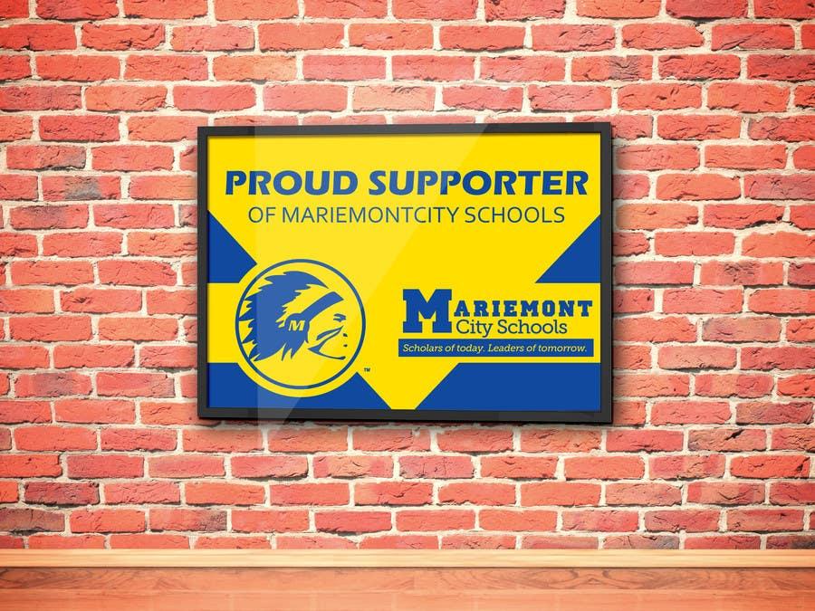 Konkurrenceindlæg #                                        8                                      for                                         Design a Sign for Proud Supporters