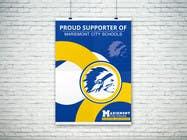 Graphic Design Konkurrenceindlæg #10 for Design a Sign for Proud Supporters