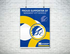 #10 cho Design a Sign for Proud Supporters bởi designerdesk26