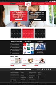 #2 untuk I need Mockup for Website for Home Credit oleh logodesire