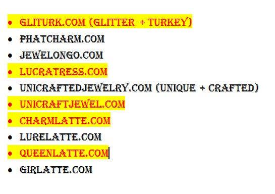 Penyertaan Peraduan #412 untuk Brand name for jewellery business