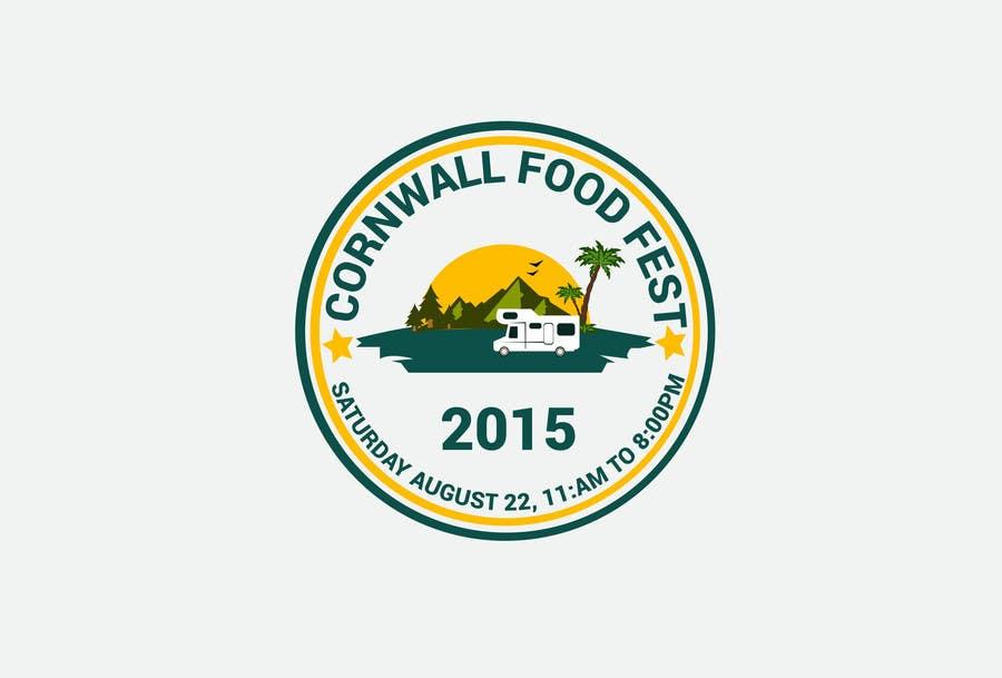 Contest Entry #                                        6                                      for                                         Design a Logo for food festival