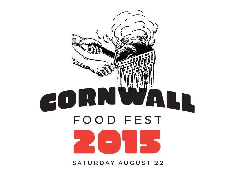 Contest Entry #                                        4                                      for                                         Design a Logo for food festival
