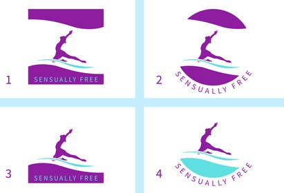 "#15 for Design a logo and facebook cover picture for ""Sensually Free"" af eliasbelisario"
