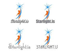 #63 for Design a Logo for starlight.is by Vancliff