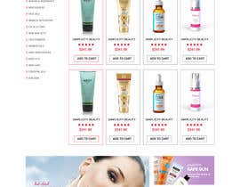 #15 cho Design a Website for PARSA SKIN CARE bởi webidea12