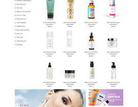 #17 cho Design a Website for PARSA SKIN CARE bởi webidea12