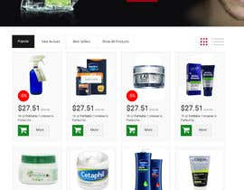 #16 cho Design a Website for PARSA SKIN CARE bởi webmastersud