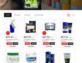 #18 cho Design a Website for PARSA SKIN CARE bởi webmastersud