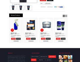 #30 cho Design a Website for PARSA SKIN CARE bởi webmastersud