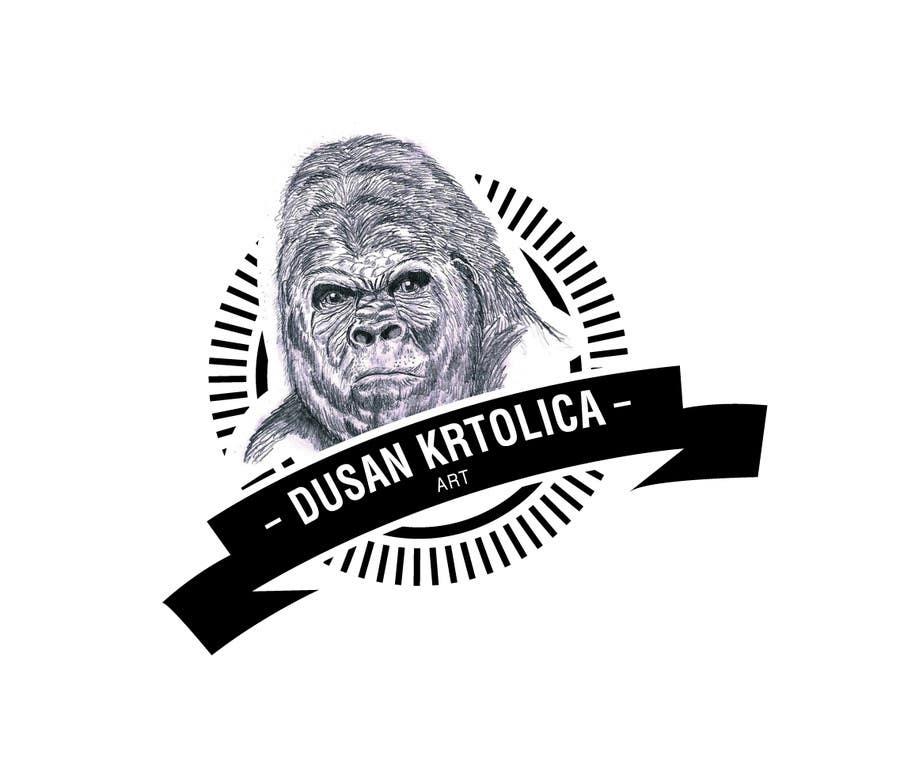 Kilpailutyö #11 kilpailussa Design a Logo for young artist