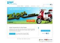 Graphic Design Konkurrenceindlæg #73 for ZippiScooter.com Ad Campaign