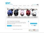 Graphic Design Конкурсная работа №12 для ZippiScooter.com Ad Campaign