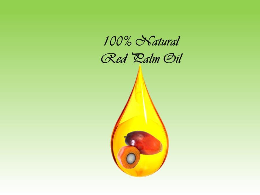 Bài tham dự cuộc thi #                                        1                                      cho                                         Red Palm Oil Label