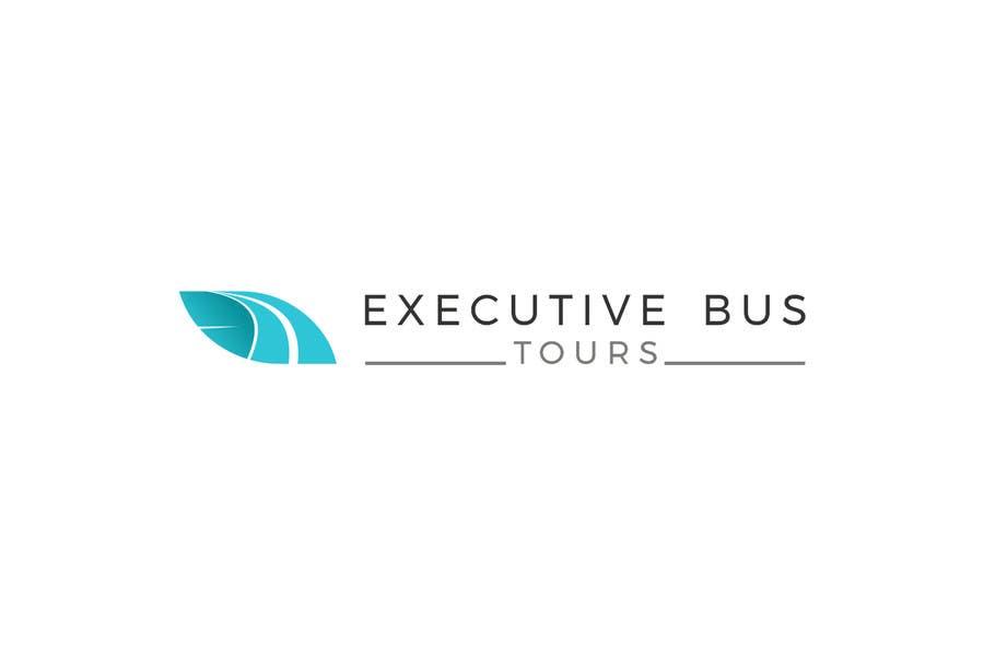 Konkurrenceindlæg #                                        26                                      for                                         Design a Logo for Executive Bus Tours