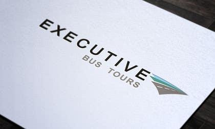 #75 for Design a Logo for Executive Bus Tours af AramDesigne