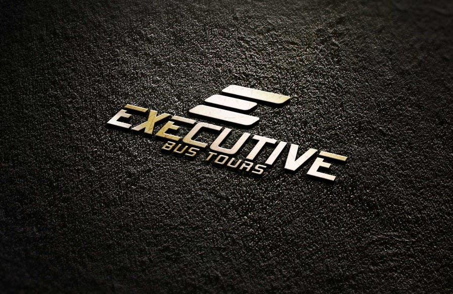 Konkurrenceindlæg #                                        79                                      for                                         Design a Logo for Executive Bus Tours