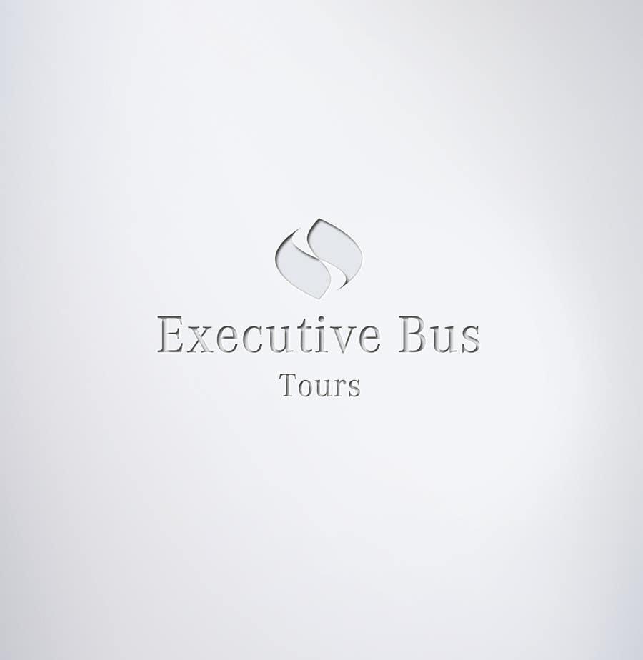 Konkurrenceindlæg #                                        20                                      for                                         Design a Logo for Executive Bus Tours