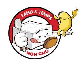 #12 para Alter some Images for TAHU TEMPE NON GMO por chromedokuro