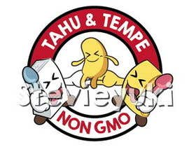 #4 para Alter some Images for TAHU TEMPE NON GMO por Stevieyuki