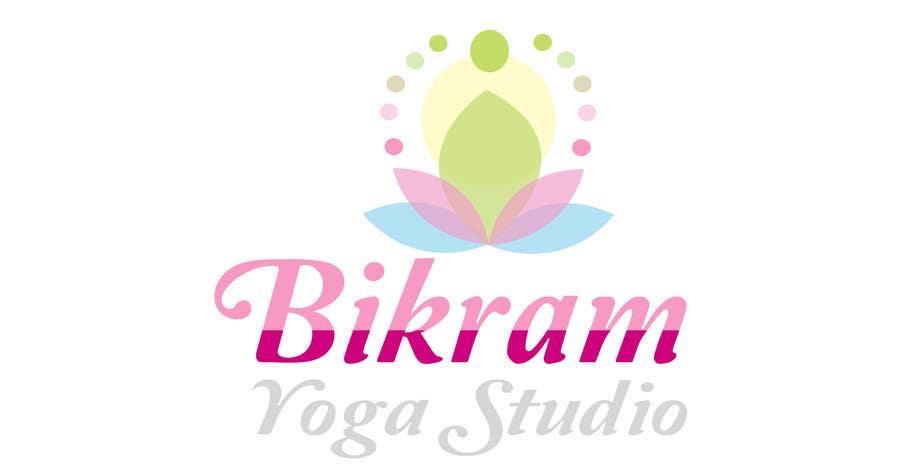 Penyertaan Peraduan #32 untuk Bikram Yoga Mendon Logo design