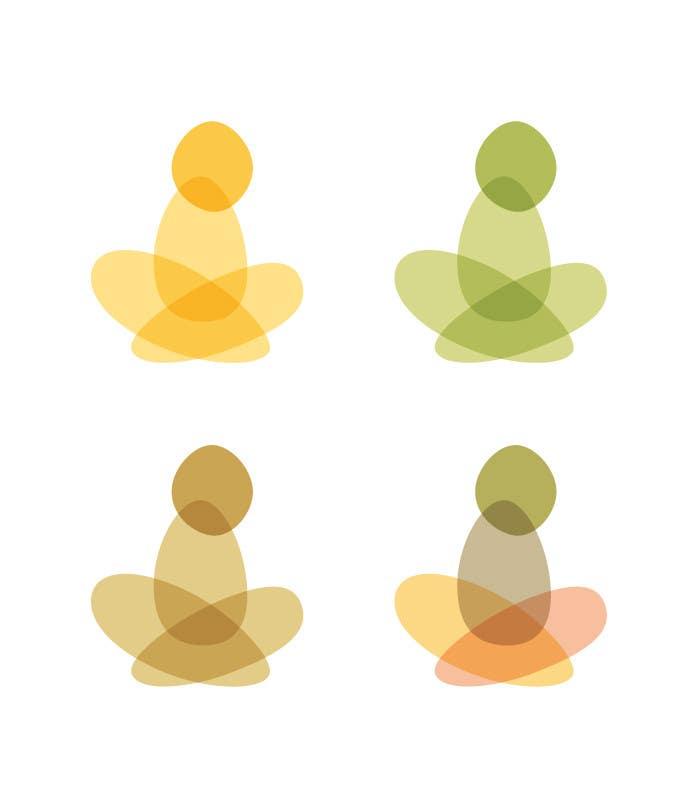 Penyertaan Peraduan #14 untuk Bikram Yoga Mendon Logo design