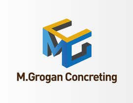 #97 untuk Design a Logo for Concreting business oleh chimizy