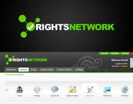 #8 untuk Logo Design for Rights Network oleh mavrosa
