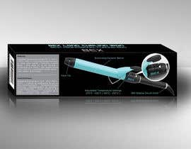 #12 for Create Print and Packaging Designs for Curling Iron BOX by cloverenergy