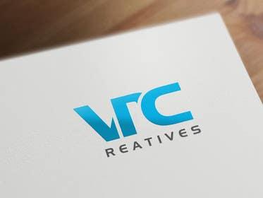 #78 cho Design a Logo for VRC (VRCREATIVES) bởi smnoyon55