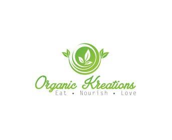 #57 cho Design a Logo for Organic Kreations bởi feroznadeem01