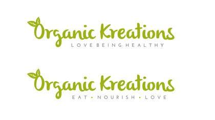 #2 cho Design a Logo for Organic Kreations bởi picitimici