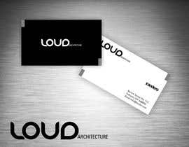 "#160 para ""LOUD Architecture"" Logo Design por trying2w"