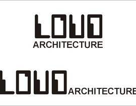 "#333 for ""LOUD Architecture"" Logo Design af inspiringlines1"