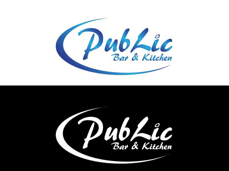 Конкурсная заявка №407 для Logo Design for Exciting New Bar & Restaurant