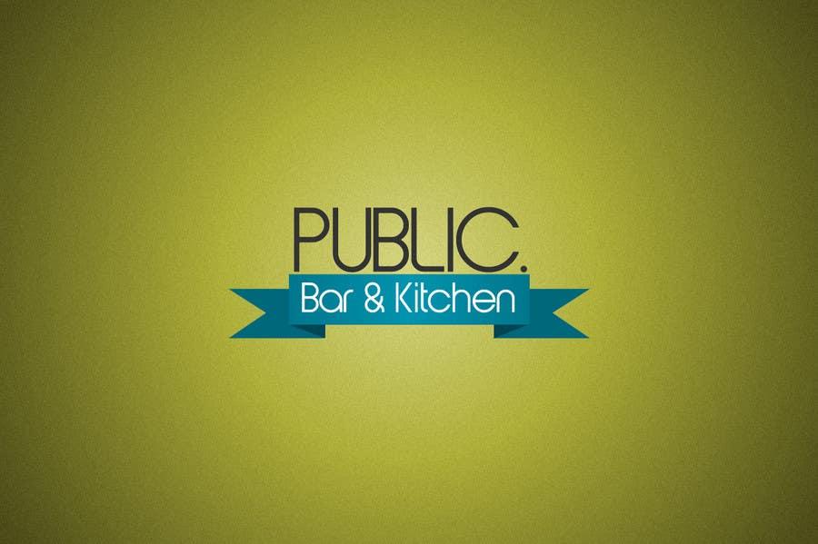 Конкурсная заявка №261 для Logo Design for Exciting New Bar & Restaurant