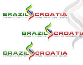 #43 for Logo for Brazil-Croatia Chamber of Commerce by jai07