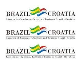 #46 for Logo for Brazil-Croatia Chamber of Commerce by noelniel99