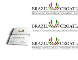 #29 for Logo for Brazil-Croatia Chamber of Commerce by mandaldibyendu