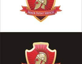 nº 3 pour Design a Logo for Armor Patent Services par abd786vw
