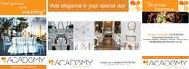 "Graphic Design Konkurrenceindlæg #4 for Wedding Show ""Product & Discount Flyer"" - Academy Furniture Hire"