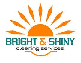 arshidkv12 tarafından Design a Simple Logo for Bright & Shiny Cleaning Services için no 155