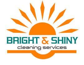 arshidkv12 tarafından Design a Simple Logo for Bright & Shiny Cleaning Services için no 163