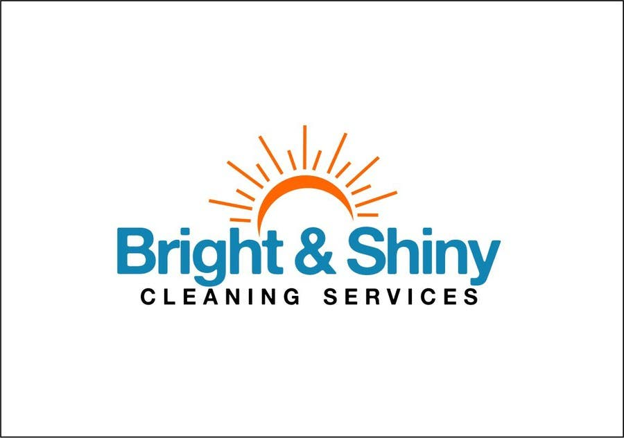 #162 for Design a Simple Logo for Bright & Shiny Cleaning Services by designart65