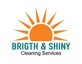 jeganr tarafından Design a Simple Logo for Bright & Shiny Cleaning Services için no 196